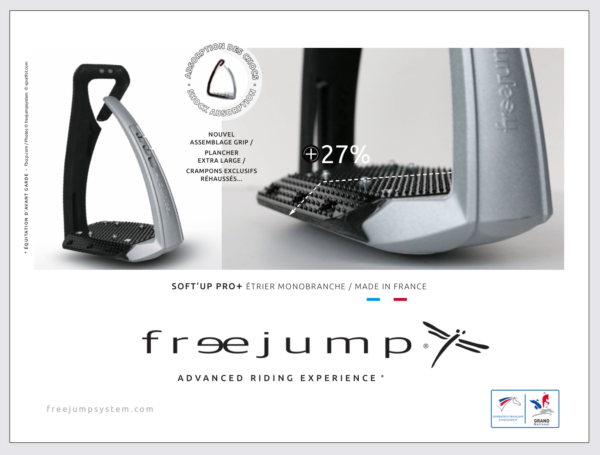 Freejump soft up pro + 2